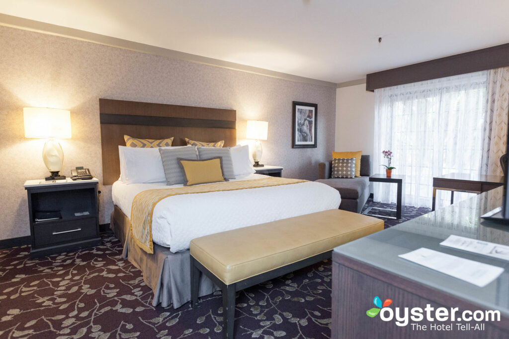 Quarto no Embassy Suites by Hilton em Napa Valley