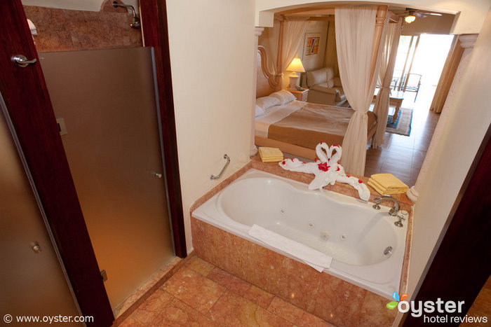 A Colonial Junior Suite at the Majestic Colonial Resort in Punta Cana, Dominican Republic