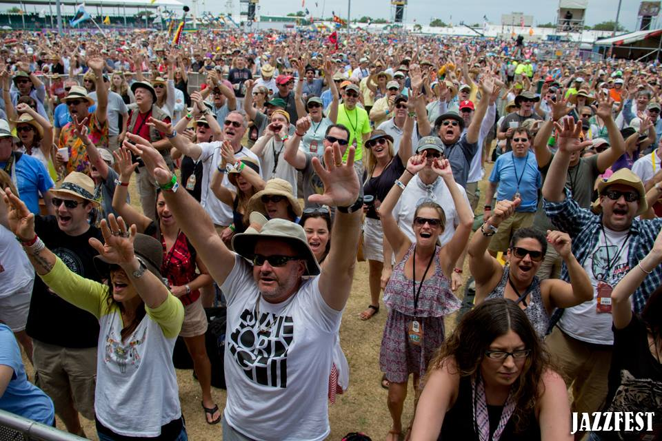 Photo credit: Douglas Mason via facebook.com/jazzfest