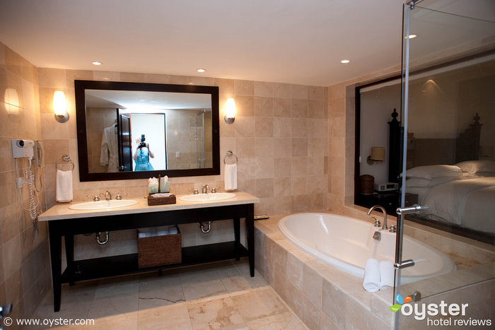 A Junior Suite at the Casa Colonial boutique hotel in Puerto Plata, Dominican Republic