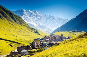 Photo Credit: Upper Svaneti, Georgia, Europe via Shutterstock