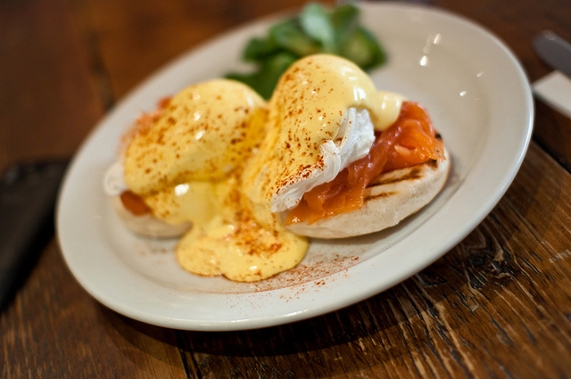Eggs Royale; Adam Wilson via Flickr
