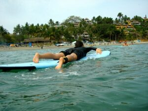 Surfing Sayulita Photo Credit: Eiko Komiya