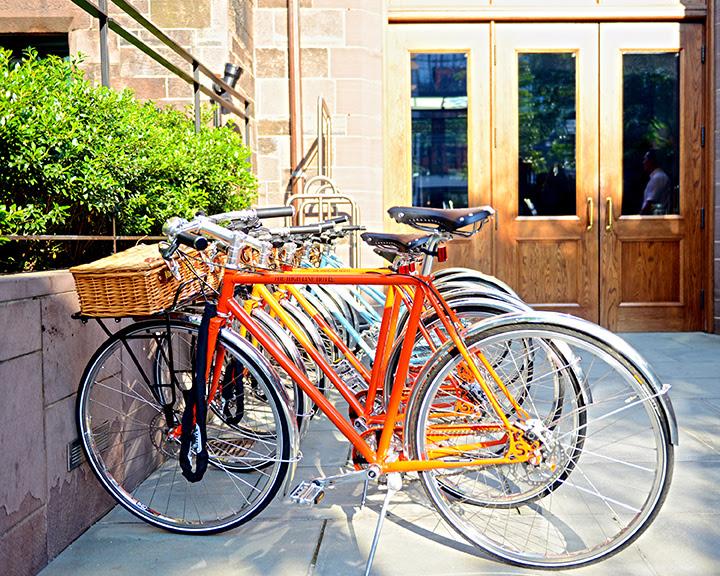 Runwell Bikes at The High Line Hotel