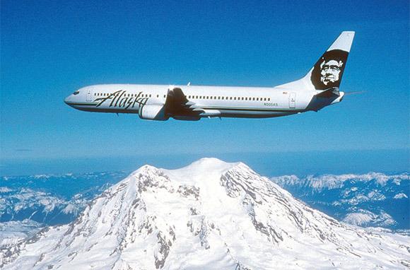 Alaska Airlines via SmarterTravel