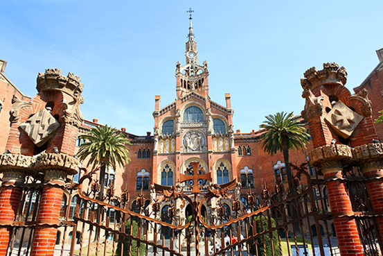 Photo: Hospital de Sant Pau via Shutterstock