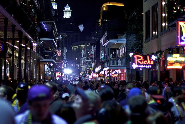 Bourbon Street; Foto cedida por : praline3001