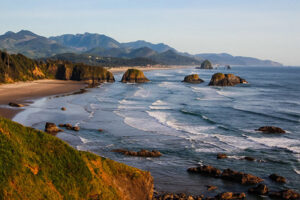 Photo: Ecola State Park in Oregon via Victoria Ditkovsky/Shutterstock.com