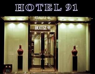 Hotel 91's marketing photo