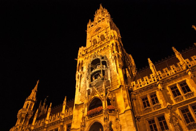 What's this Glockenspiel got to do with fighting the plague?; Photo credit: Katherine Alex Beaven