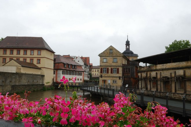 The canals of Bamberg's Little Italy; Photo credit: Katherine Alex Beaven