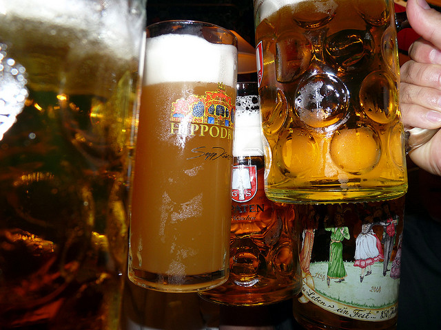 Prost!; Photo credit: Ethan Prater