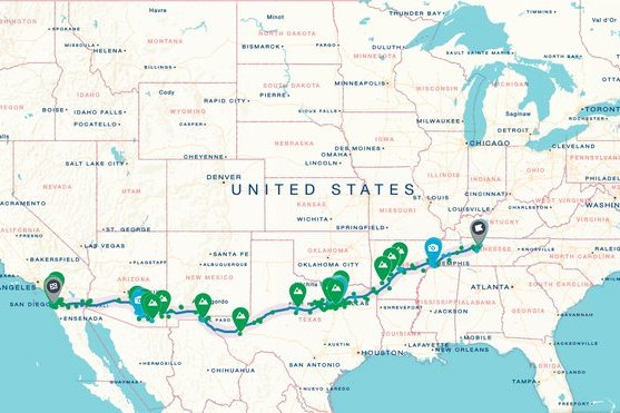 7 Steps to Taking the Best U.S. Winter Road Trip Ever | Oyster.com on driving usa map, driving map of south dakota, chevron locations in united states, driving distances usa united states, interstate map eastern united states, driving map western united states, driving map of southeast us, road map midwest united states, driving distance calculator united states, driving map of saipan, driving map of grenada, driving map of texas, central united states, driving map of new york state, mapquest for directions united states, road map se united states, driving map of maryland, driving map of romania, usa road map united states,