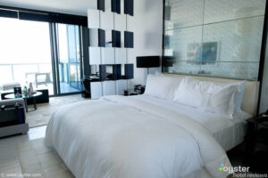 The Spectacular Studio Room at the W South Beach