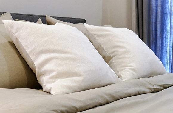 Photo:Close Up of Pillowsvia Shutterstock