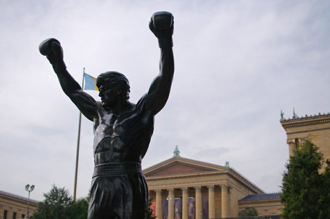 «Rocky Statue» de Philadephia par In Sappho We Trust via Flickr
