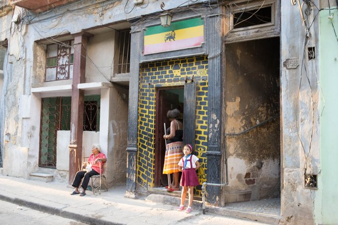 You can visit family in Cuba even three generations removed.