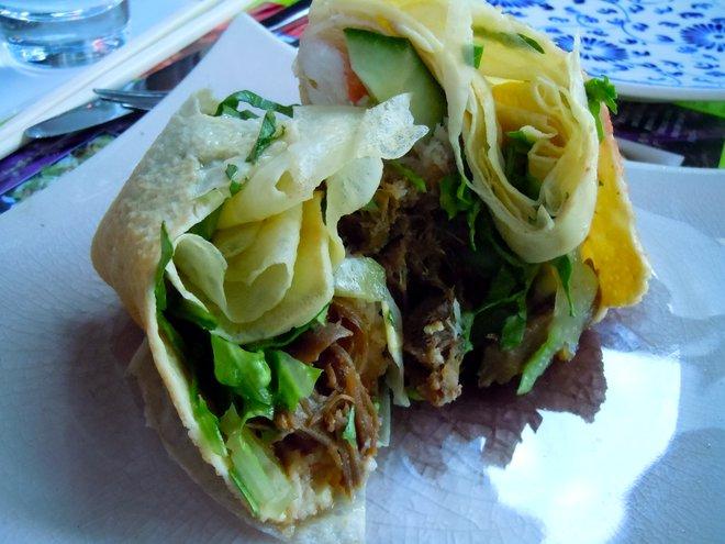 Street food photo courtesy of Sarah Ackerman.