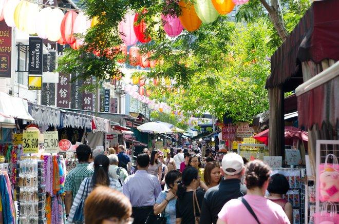 Chinatown Market photo courtesy of Gabriel Garcia Maregno.