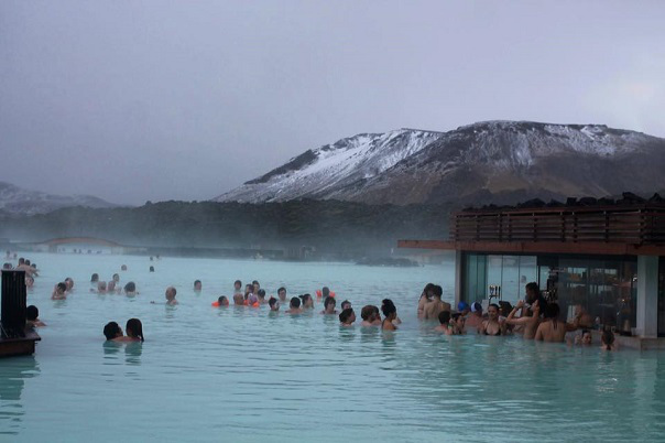 The Blue Lagoon; Photo by Andrew Villagomez