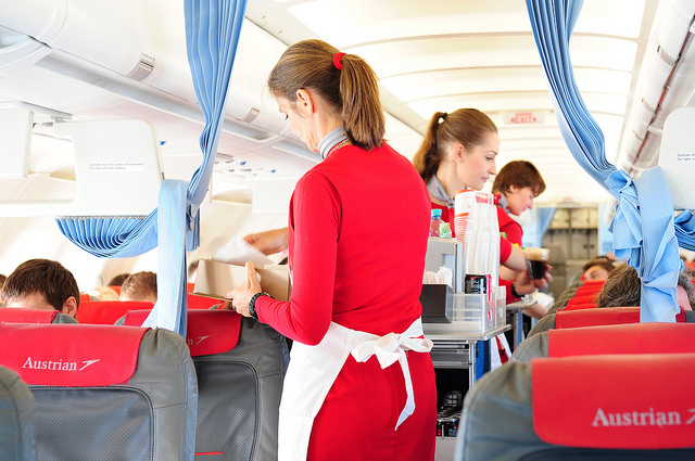 Foto di Austrian Airlines via Flickr