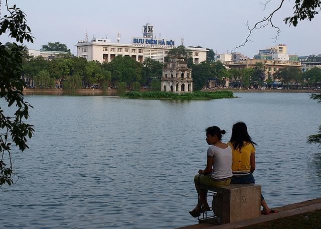 Hanoi. Foto mit freundlicher Genehmigung von Flickr / peledisse_000 .