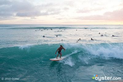 Learn to surf at Waikiki Beach