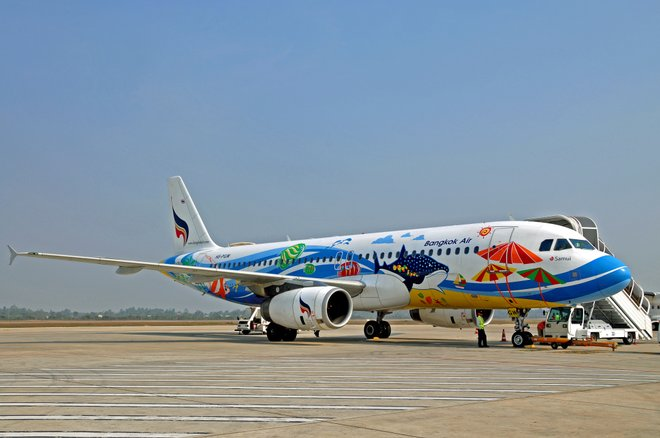 Bankok Air gets three out of seven stars for its safety rating on Airlineratings.com; photo courtesy of Flickr/Dennis Jarvis