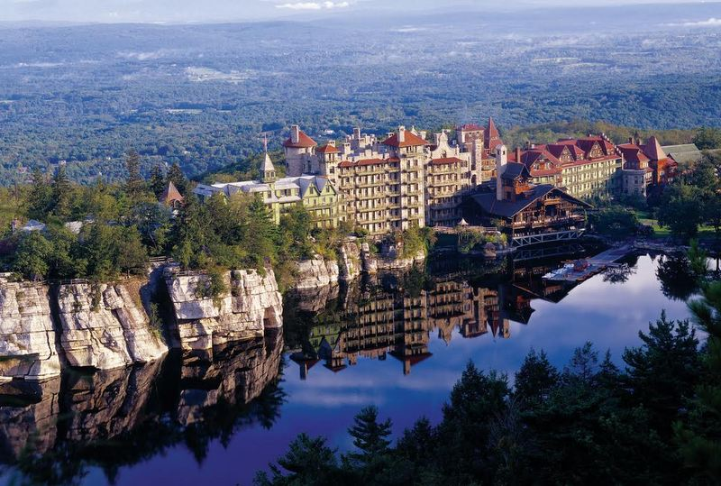 Mohonk Mountain Resort