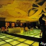 Die Hotelbar am Hudson