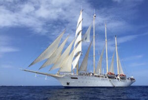 Photo courtesy of Star Clippers