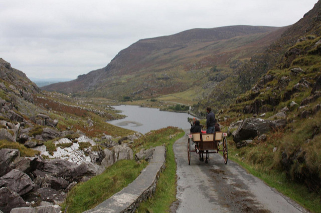 Gap of Dunloe, por Derek Hatfield