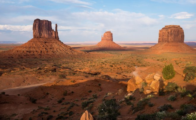 Monument Valley; Photo gracieuseté de Flickr / Alexander Russy