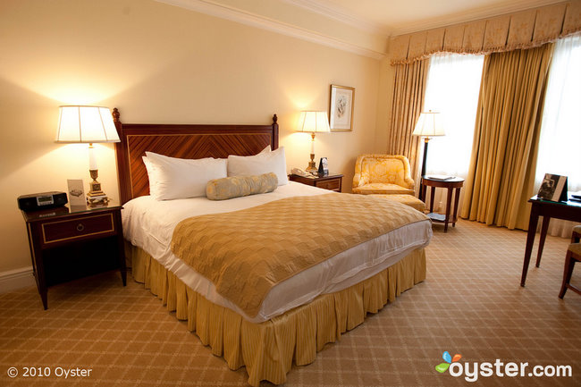 The Deluxe Room at Taj Boston, which is on sale now