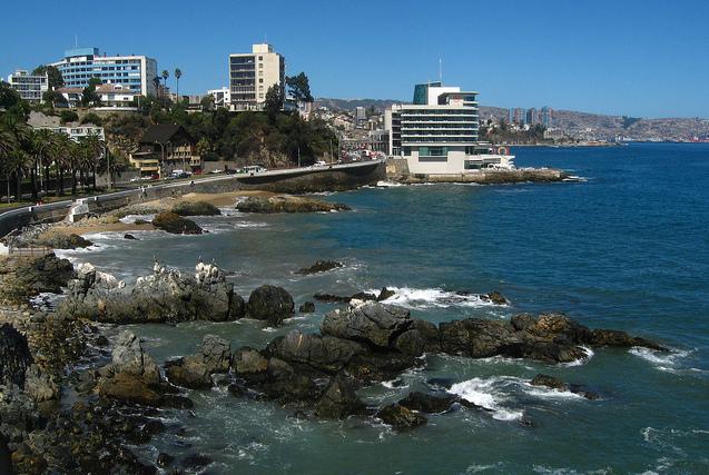 Viña del Mar, Chile. Photo Credit: Hector Garcia, Flickr