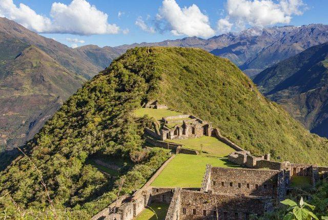 Choquequirao, Pérou; Crédit photo: Shutterstock via SmarterTravel