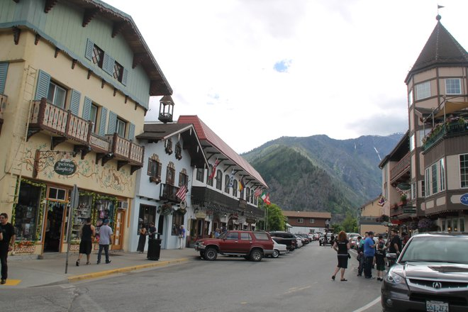 Leavenworth, Washington; foto per gentile concessione di Flickr / The Wu's Photo Land