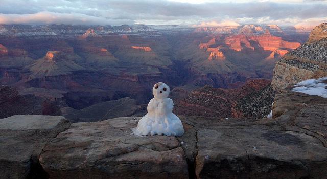 Foto mit freundlicher Genehmigung von Flickr / Grand Canyon National Park