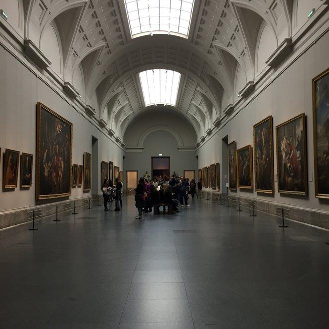 Museo Nacional del Prado image courtesy of Kyle Valenta.