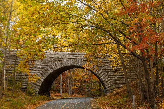 Acadia National Park, Foto mit freundlicher Genehmigung von Flickr / Paul VanDerWerf