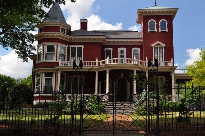 Autor Stephen King's Home, Foto mit freundlicher Genehmigung von Flickr / Madeleine Deaton