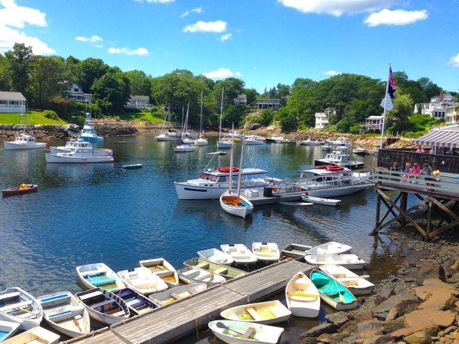 Harbour in Ogunquit, Maine