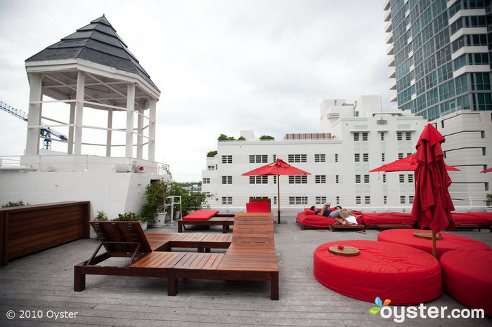 Rooftop Lounge at Townhouse Hotel