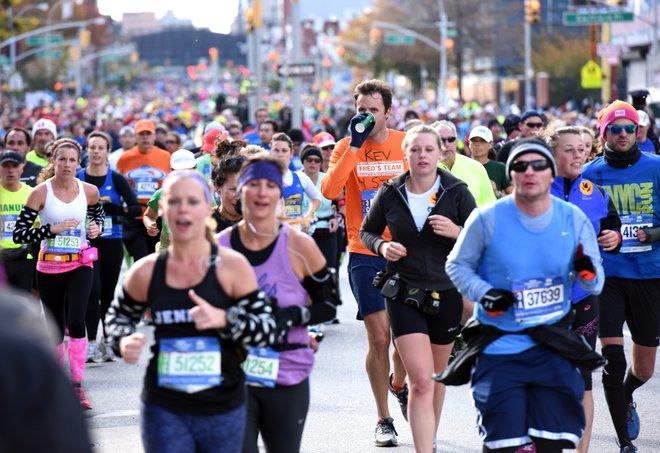 New York Marathon image courtesy of Steven Pisano