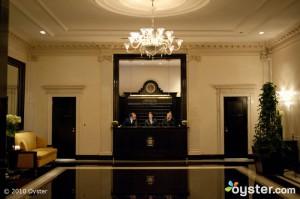 Lobby au Carlyle