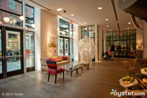 Lobby al Crosby Street Hotel