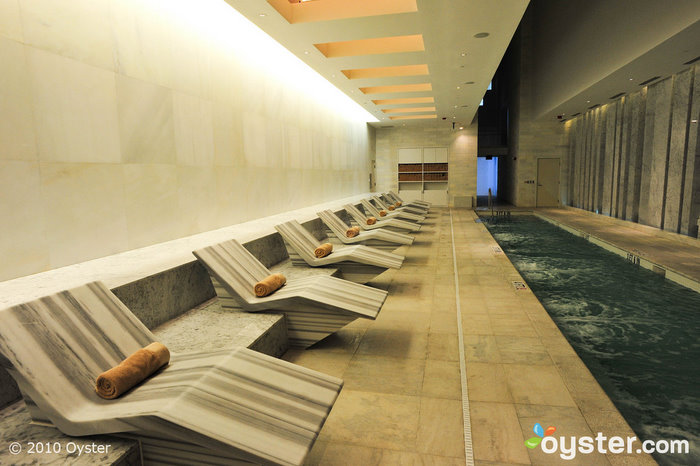 Lapis Spa in the Fontainebleau Resort