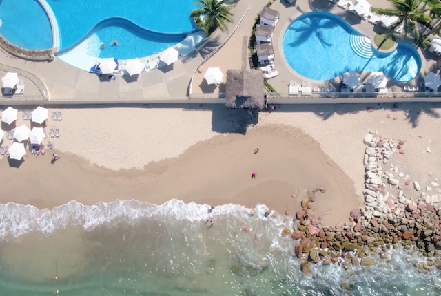 Drone footage in Puerto Vallarta by Oyster.com