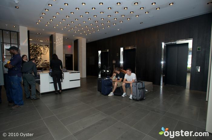 Lobby im Andaz Fifth Avenue