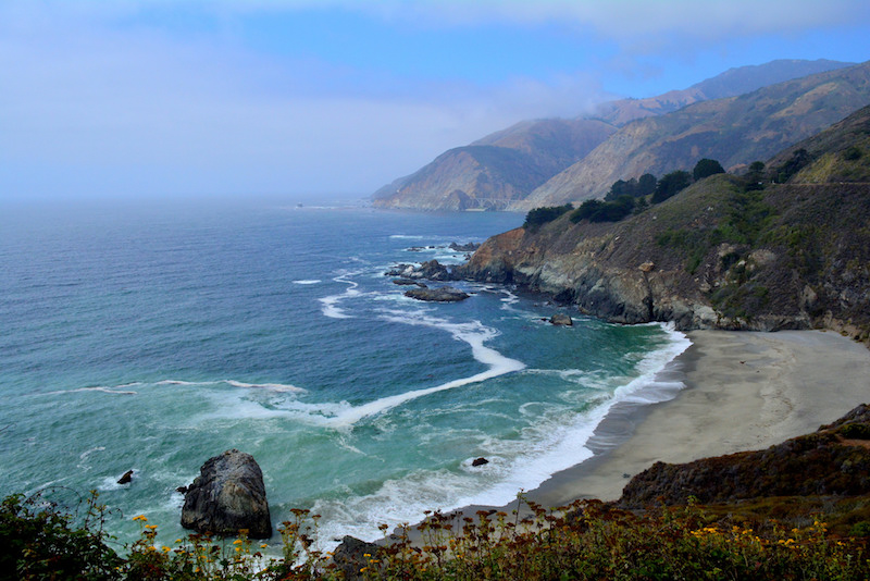Pacific Coast Highway; Foto per gentile concessione di reverie_rambler via Flickr